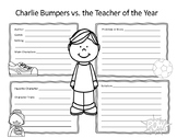 Charlie Bumpers VS. The Teacher Of The Year Book Report
