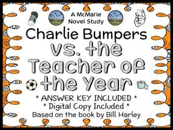 Charlie Bumpers vs The Teacher of the Year (Harley) Novel