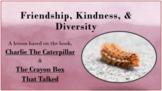 Charlie Caterpillar Crayon Box Talked Diversity Friendship No Prep SEL Lsn 2 Vid