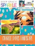 Charlie Davis Landscape Lesson Plan