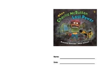 Charlie McButton Booklet