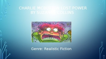 Charlie McButton Lost Power