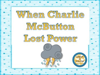 Scott Foresman Charlie McButton Spelling Cards