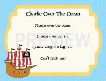 Charlie Over The Ocean Bundle
