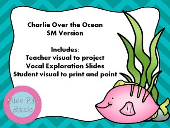 Charlie Over the Ocean (SM) Beat Maps and Vocal Exploration