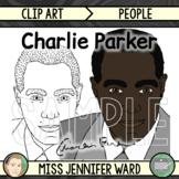 Charlie Parker Clip Art