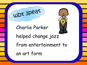 Charlie Parker: Musician in the Spotlight
