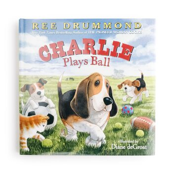 Charlie Plays Ball (instruments)