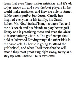 Charlie The Boy That Inspired His Friends And Family
