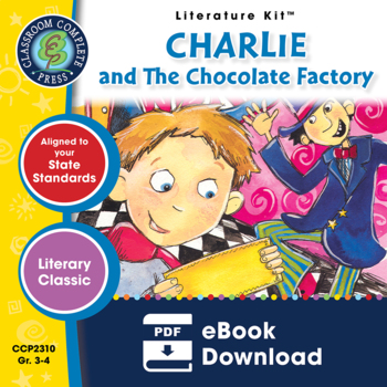 Charlie & The Chocolate Factory Gr. 3-4