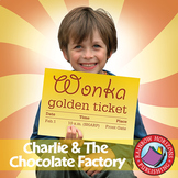 Charlie & The Chocolate Factory (Novel Study) Gr. 4-7