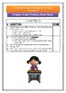 Charlie & The Chocolate Factory ~ HIGHER ORDER THINKING NO