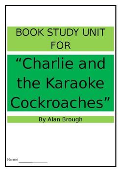 Charlie & The Karaoke Cockroaches Book Study