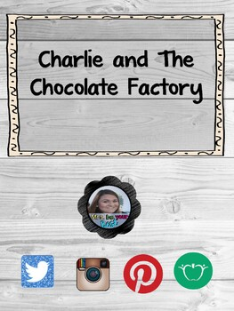 Charlie and The Chocolate Factory Bulletin Board
