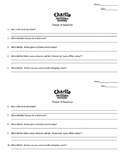 Charlie and The Chocolate Factory Chapter 18 Questions