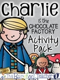 Charlie and the Chocolate Factory Literacy Pack