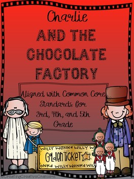 Charlie and the Chocolate Factory-NO PREP