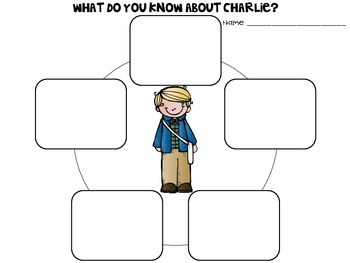 Charlie and the Chocolate Factory {A Book Companion}