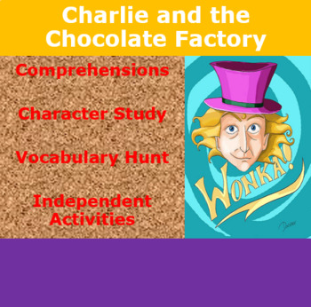 Charlie and the Chocolate Factory: A comprehensive chapter study.