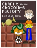 Charlie and the Chocolate Factory Book Club (Question Dice, Vocabulary, Project)