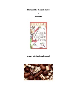 Charlie and the Chocolate Factory Book Guide