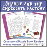 Charlie and the Chocolate Factory - Book Review - Crosswor