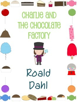 Charlie and the Chocolate Factory Book Study