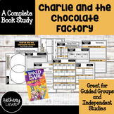 Charlie and the Chocolate Factory-Book Study