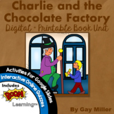 Charlie and the Chocolate Factory Novel Study: vocabulary,