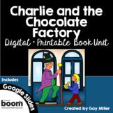 Charlie and the Chocolate Factory Novel Study Bundle