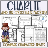 Charlie and the Chocolate Factory Activities and Book Study