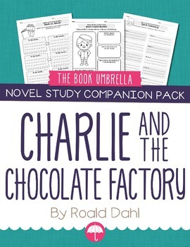 Charlie and the Chocolate Factory Companion Pack