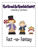 Charlie and the Chocolate Factory- Fact/Fantasy