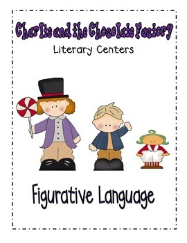 Charlie and the Chocolate Factory- Figurative Language