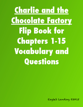 Charlie and the Chocolate Factory Flipbook Chapters 1-15