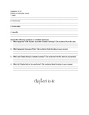 Charlie and the Chocolate Factory Flipbook Chapters 1-15 &