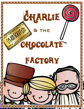Charlie and the Chocolate Factory Lapbook
