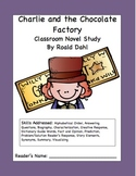 Charlie and the Chocolate Factory Literacy Unit
