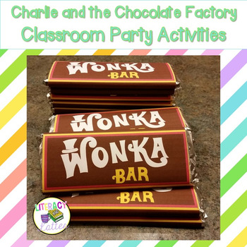 Charlie and the Chocolate Factory Novel Celebration