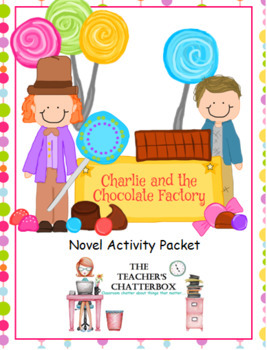 Charlie and the Chocolate Factory Novel Packet