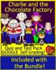 Charlie and the Chocolate Factory Novel Study Unit