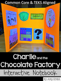 Charlie and the Chocolate Factory Novel Study: Lap Book
