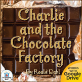 Charlie and the Chocolate Factory Novel Study Book Unit Di