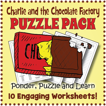 Charlie and the Chocolate Factory Activities