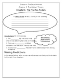 Charlie and the Chocolate Factory - Quick Write Ch. 4-6