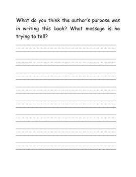 Charlie and the Chocolate Factory Reading Comprehension Packet