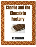 Charlie and the Chocolate Factory Reading Packet