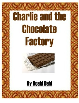 charlie and the chocolate factory study guide pdf