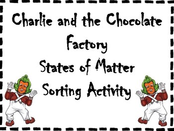 Charlie and the Chocolate Factory Science