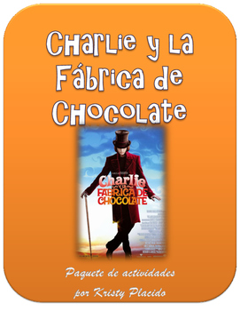 Charlie and the Chocolate Factory Spanish Sub Plans